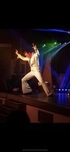 Elvis Aaron Simpson  - Elvis Impersonator