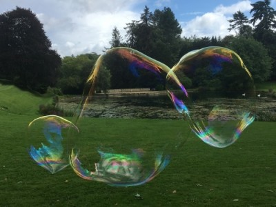 Little Party Heaven - Bubble Performer