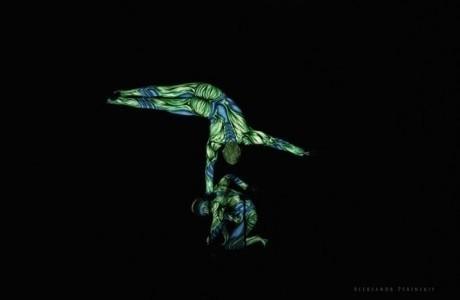 handbalancing Duo-Polonsky - Acrobalance / Adagio / Hand to Hand Act
