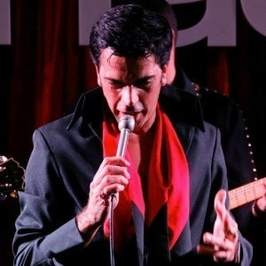 Francisco De Bruno Peças - Elvis Impersonator