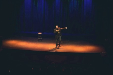 Tony Frederick - Adult Stand Up Comedian