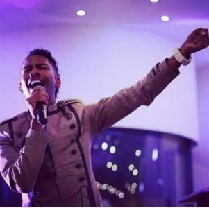 Singer. TonyJ image