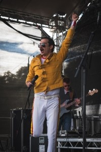 Bruce Game is Freddie Mercury - Freddie Mercury Tribute Act