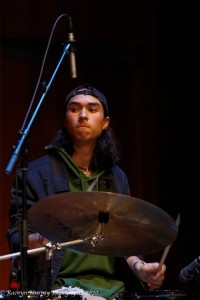 Euan McTaggart - Drummer
