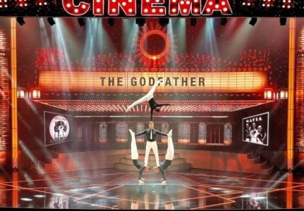 Golden Stars - Circus Performer