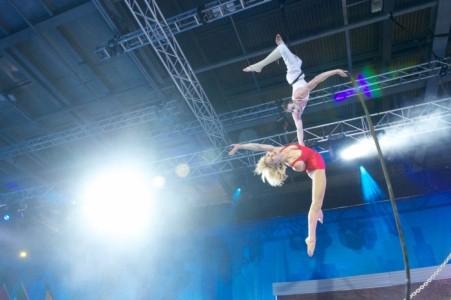 Flying Will - Aerialist / Acrobat
