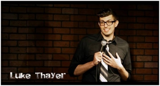 Luke Thayer - Clean Stand Up Comedian