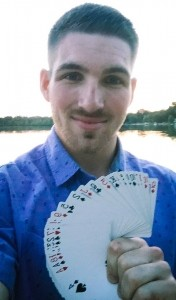 Tyler Sherwin - Close-up Magician
