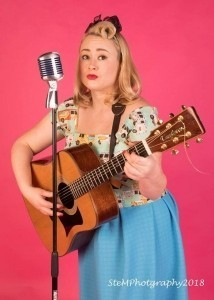 Steffi Lorena - Female Singer