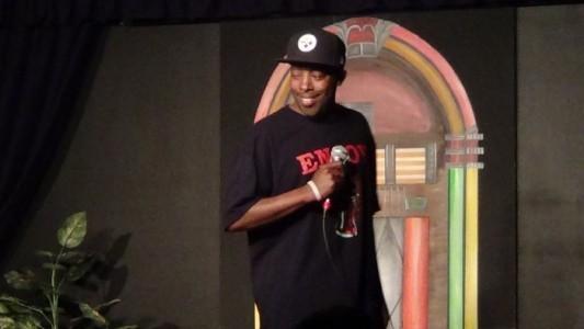 Jayson Davis - Adult Stand Up Comedian