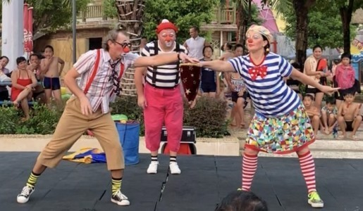 Clown theatre KKDU - Other Comedy Act
