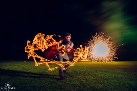 Danny the Fire Performer - Fire Performer