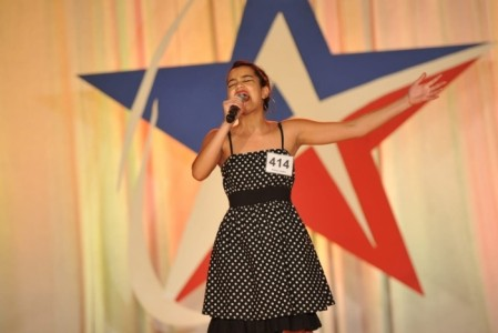 Brittney Jeptha  - Production Singer