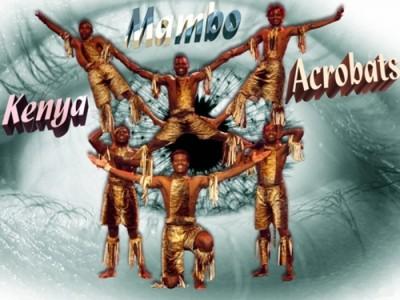 Mambo Kenya International Acrobats - Other Artistic Entertainer