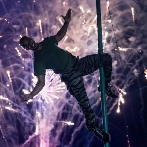 Antonio  - Circus Performer
