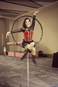Emiley Ann - Aerialist / Acrobat
