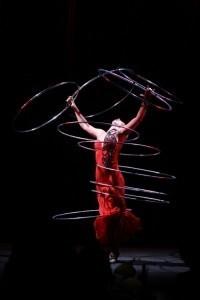 Hula Hoop Artist Alesya Gulevich - Hula Hoop Performer