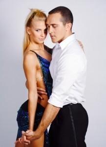 Ilona Mashko and Andrii Lahzdish - Ballroom Dancer