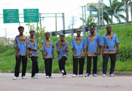 YOUNG MBAZO Entertainment Group - A Cappella Group