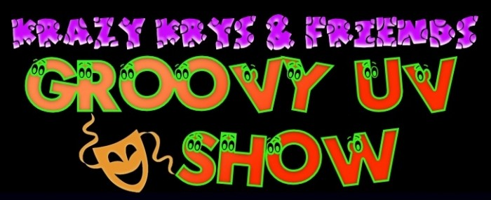 Krazy Krys & Friends Groovy UV Show - Other Speciality Act