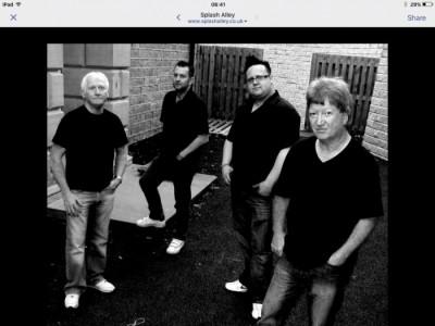 SPLASH ALLEY - Cover Band