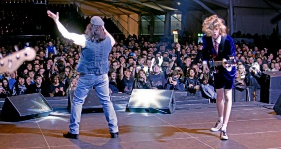 ACCA DACCA Australian AC DC Show - AC-DC Tribute Band