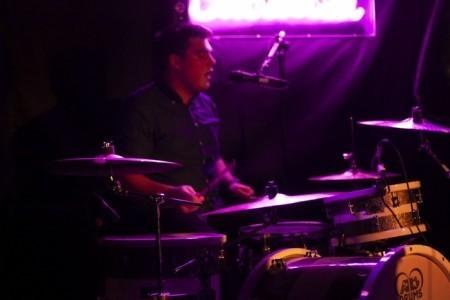 Lewis Jones - Drummer
