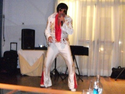 Roy  - Elvis Impersonator