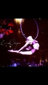 Erin Cervantes - Aerialist / Acrobat