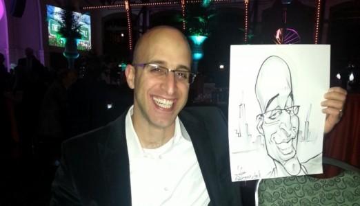 Adam Belmares  - Caricaturist