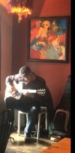 Special Purpose - Electric Guitarist