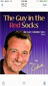 Gary Colombo  - Male Singer
