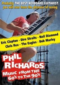 Phil Richards Keyboard/Guitar vocalist (Neil Diamond tribute) - Neil Diamond Tribute Act