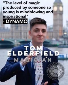 Tom Elderfield - Close-up Magician