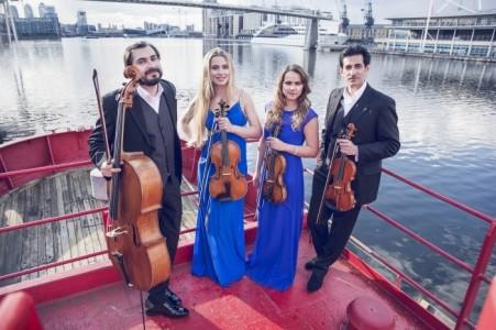 Giardino Strings - String Quartet