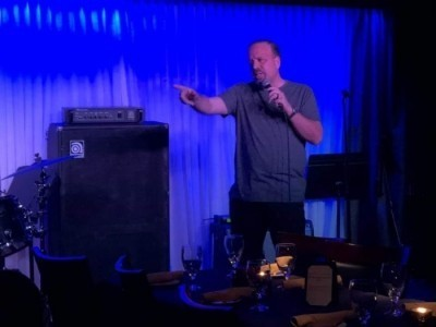 Hiram Rios - Clean Stand Up Comedian