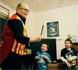 Gary Dunn - Children's / Kid's Magician