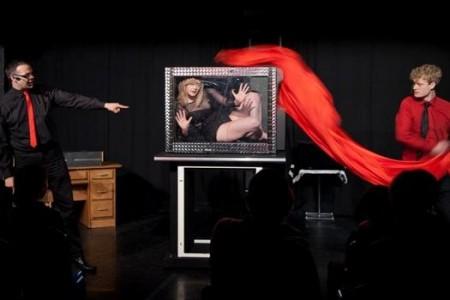 Slightly Unusual - Stage Illusionist