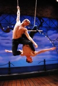 Joshua Dean - Aerialist / Acrobat