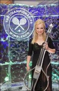 Lizzy May - Cellist