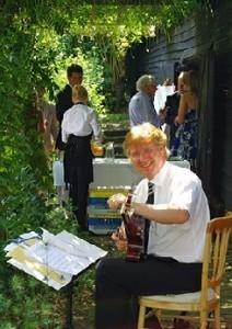 Bob Drury - Classical / Spanish Guitarist