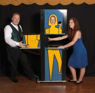 Michael Clayton - Stage Illusionist