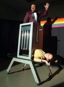 Bruce Chadwick - Stage Illusionist