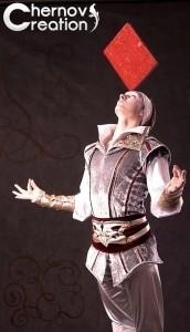 Dmitry Bondarev - Acrobalance / Adagio / Hand to Hand Act