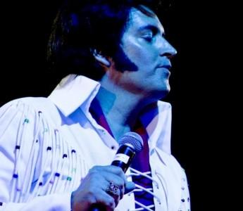 Craig Jefferson  - Elvis Impersonator
