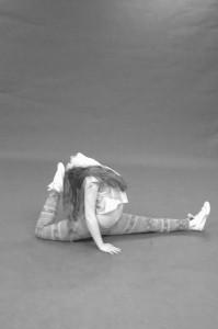 Victoria Ord - Female Dancer