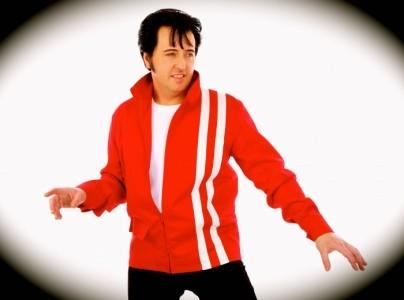 Andy Reno - Elvis Impersonator