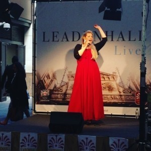 The Voice of Choice  - Opera Singer