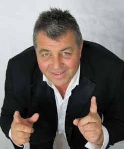 Tony Casino - The Voice - Male Singer