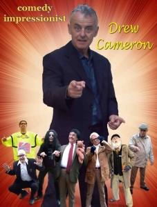 Drew Cameron - Comedy Impressionist